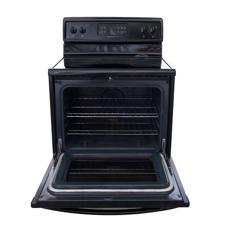 Frigidaire 30' Electric Stove ND. Black (3)