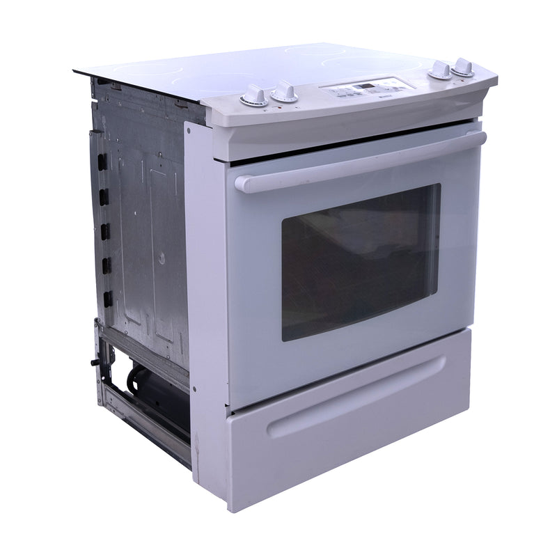 Kenmore 30' Electric Stove C970-440122 White (1)