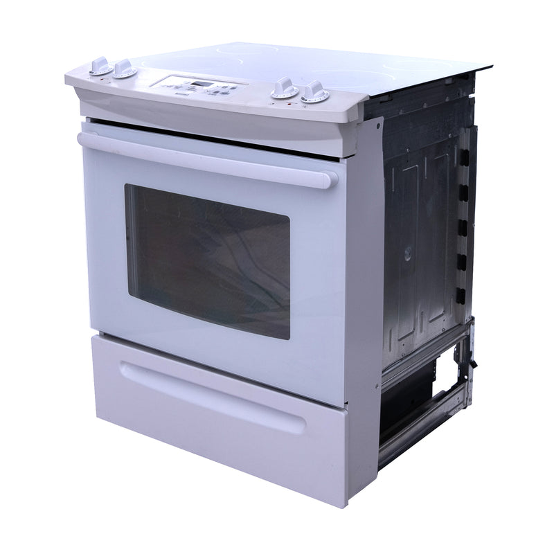 Kenmore 30' Electric Stove C970-440122 White (2)