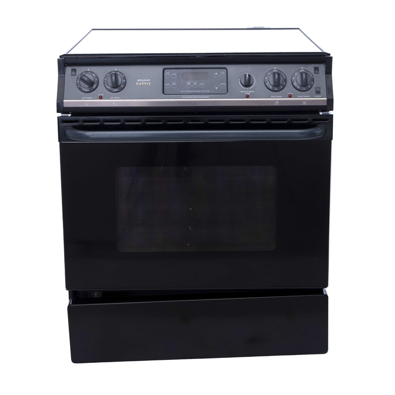 Frigidaire 30' Gallery Electric Stove CFES387CFB3 Black