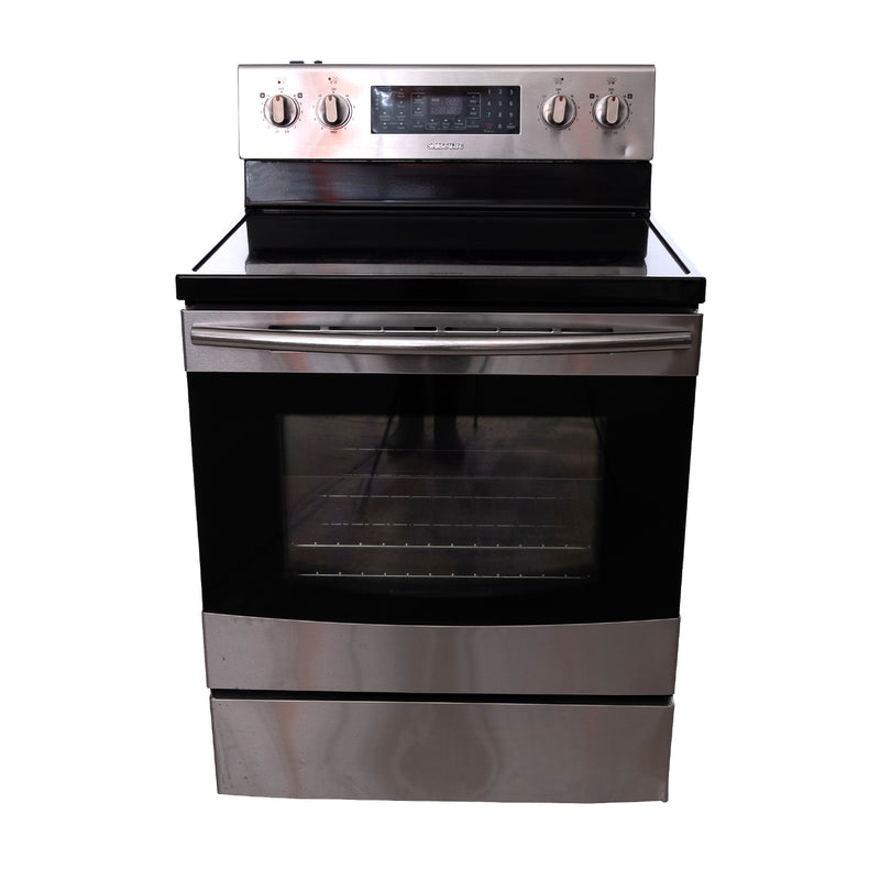 Samsung 30' Electric Stove FE-R500WX Stainless steel