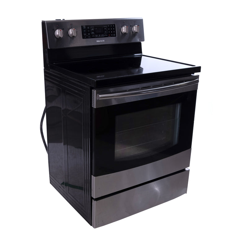 Samsung 30' Electric Stove FE-R500WX Stainless steel (1)