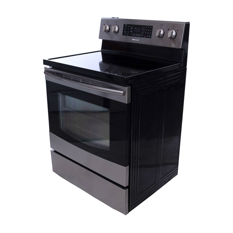 Samsung 30' Electric Stove FE-R500WX Stainless steel (2)