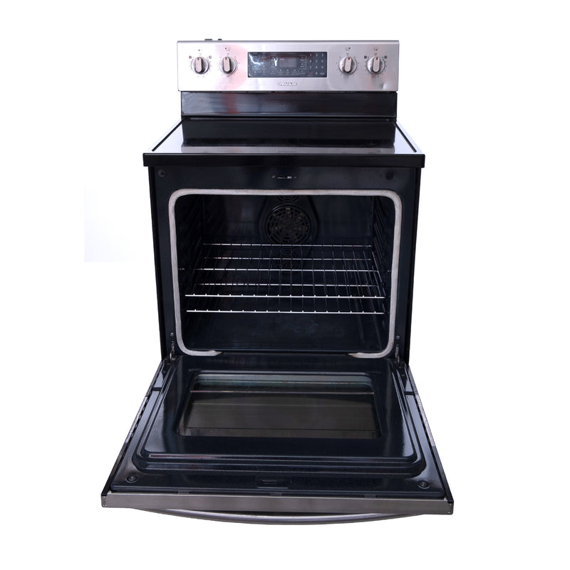 Samsung 30' Electric Stove FE-R500WX Stainless steel (3)
