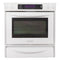 KitchenAid 31' True convection Electric Stove YKESS907SP03 White