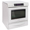 KitchenAid 31' True convection Electric Stove YKESS907SP03 White (1)