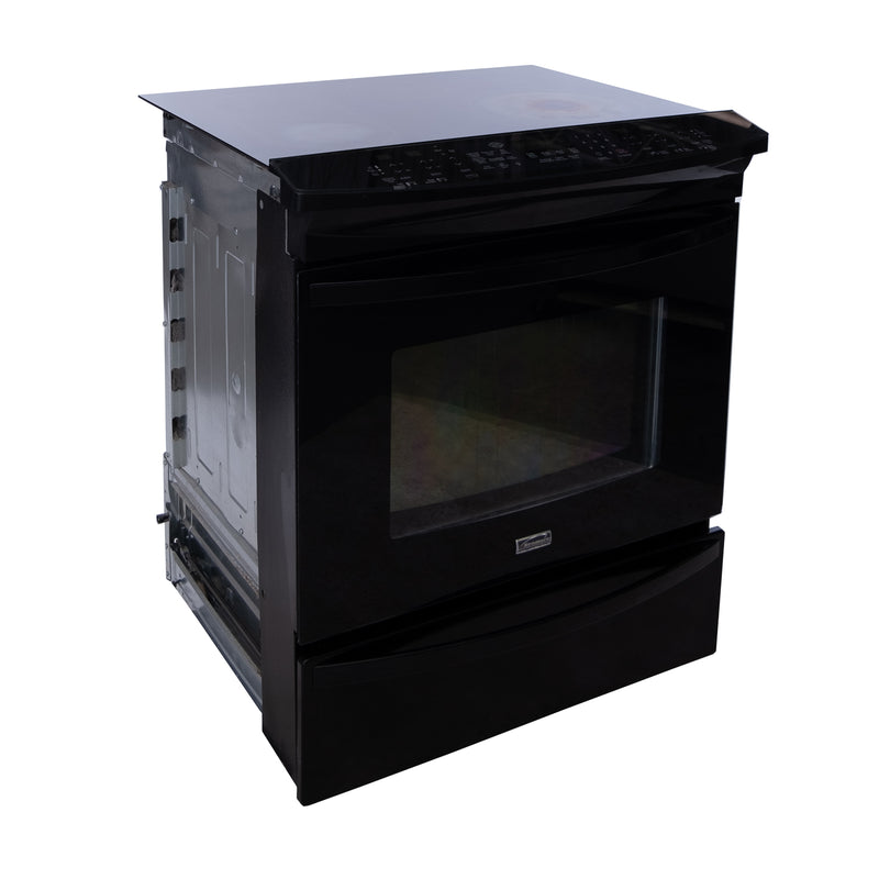 Kenmore 31.25' Electric Stove C970-44079800 Black (1)