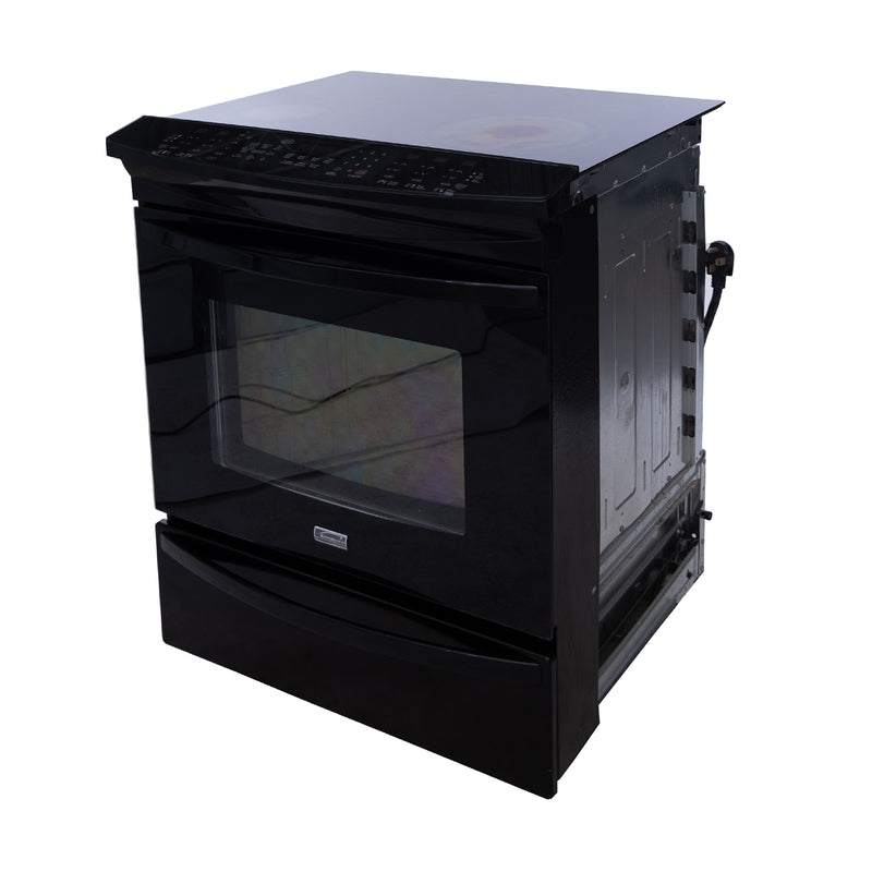 Kenmore 31.25' Electric Stove C970-44079800 Black (2)