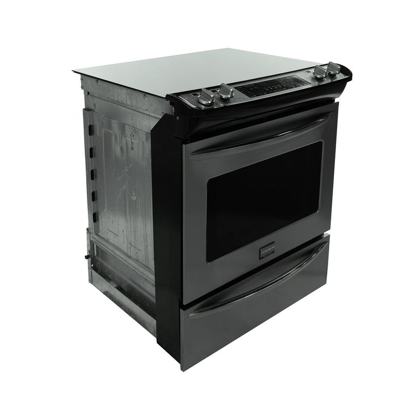 Frigidaire 31.5' Gallery Electric Stove CGFS3C5KFS Stainless steel (1)