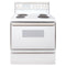 30' Electric Stove WF48TW-5 White