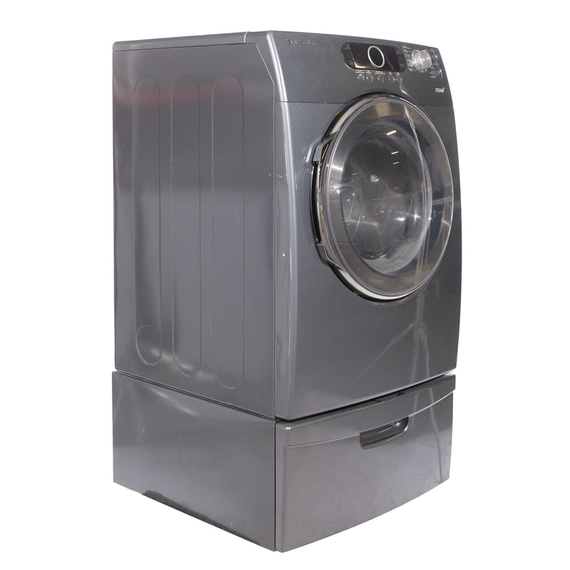 Samsung 27' STEAM Dryers DV339AEG/XAC Stainless steel (1)