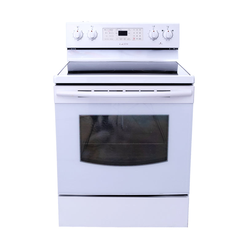 Samsung 30' Electric Stove ND. White
