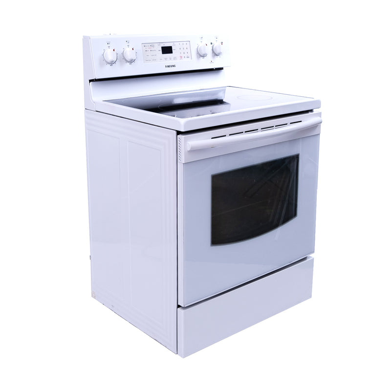 Samsung 30' Electric Stove ND. White (1)