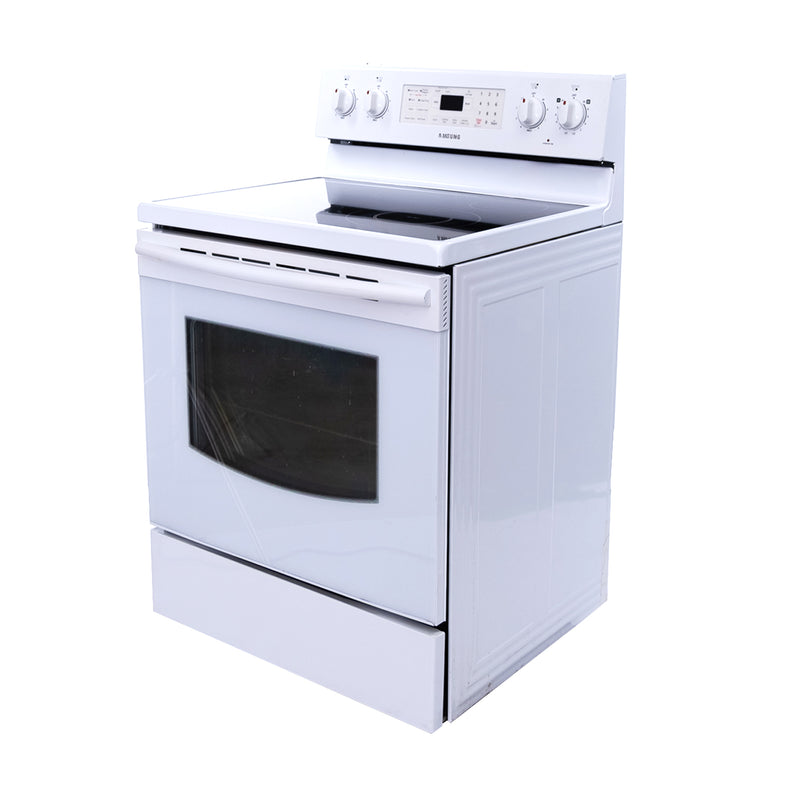 Samsung 30' Electric Stove ND. White (2)
