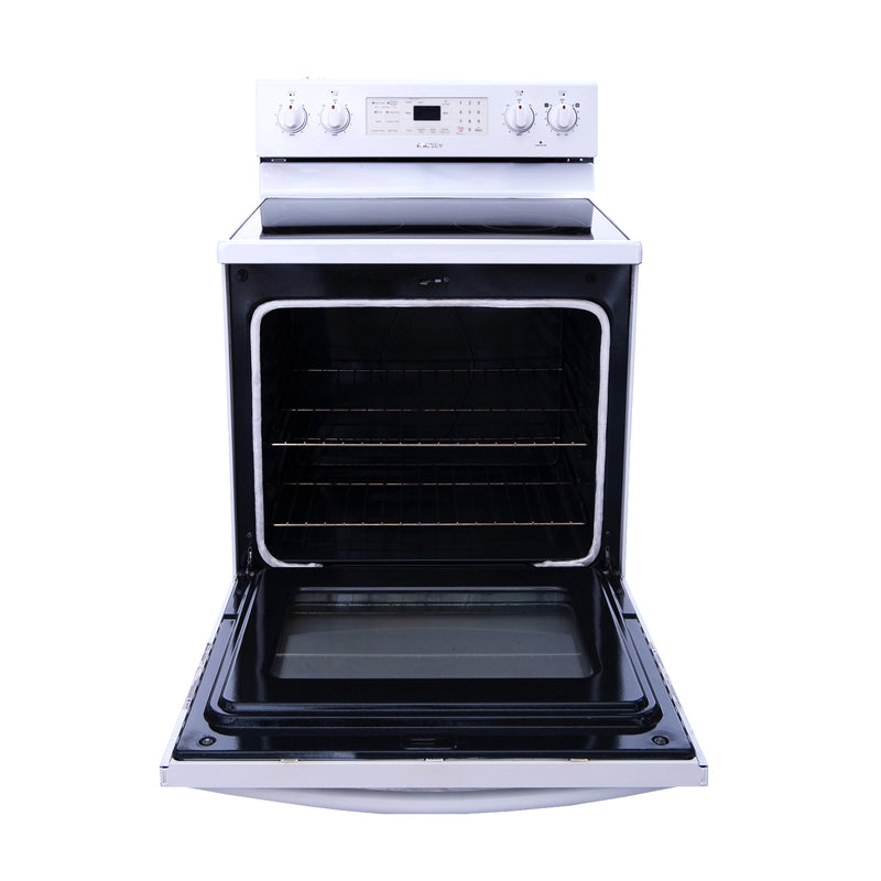 Samsung 30' Electric Stove ND. White (3)