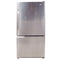 Whirlpool 30' Bottom Mount Refrigerators ABR192ZWES1 Stainless Steel