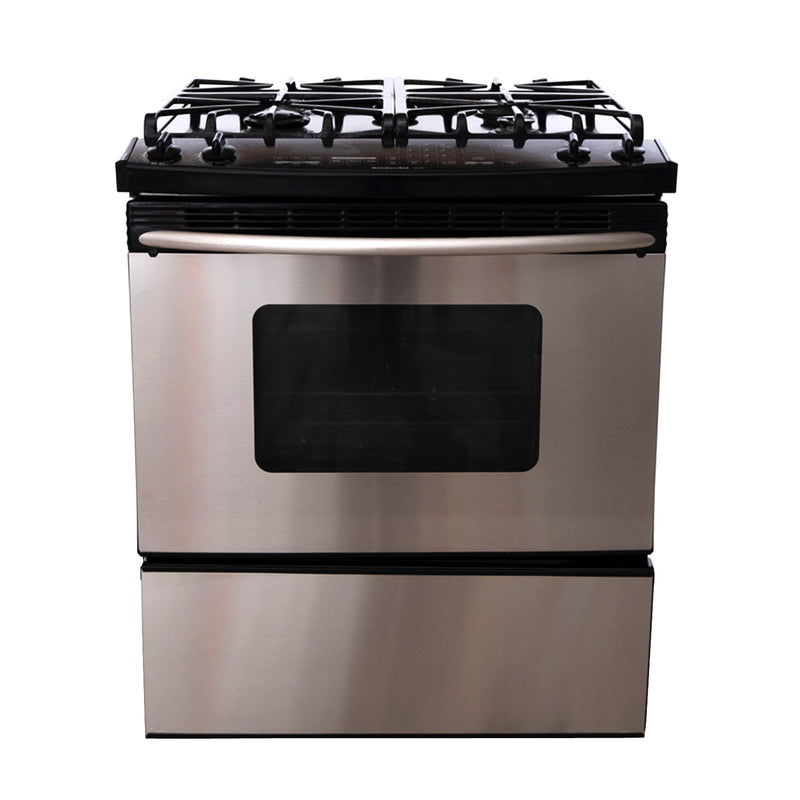 KitchenAid 31.75' Superba Gas Stove YKGSC308LSO Stainless steel