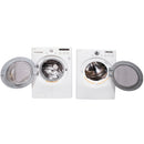LG 27'' Stackable Laundry Pair Stackable Laundry Pairs WM2150HW and DLE5955W White (1)