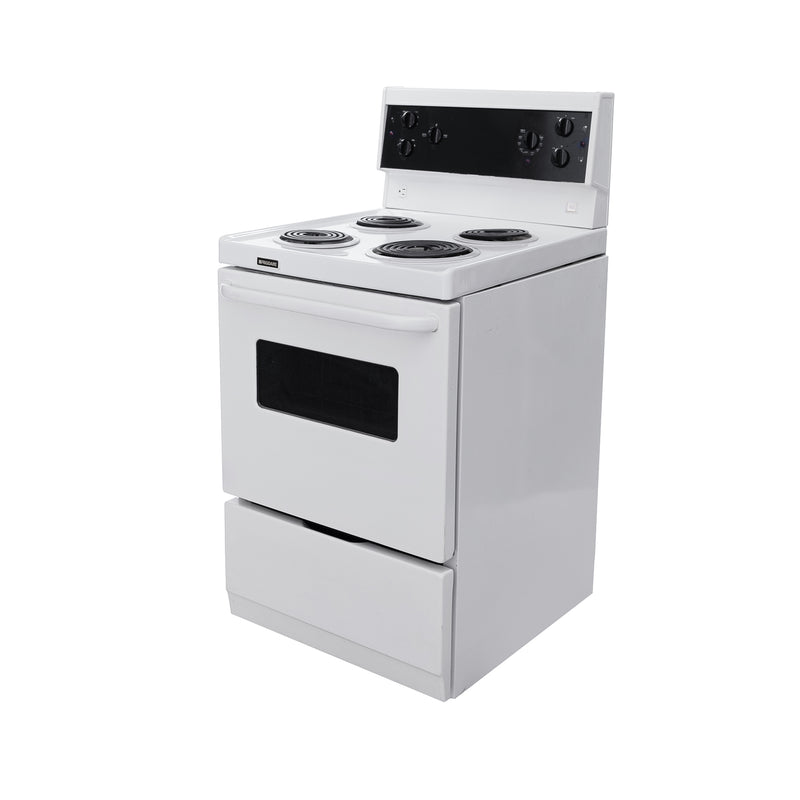 Frigidaire 24' Electric Stove CMEF210NHW1 White (2)