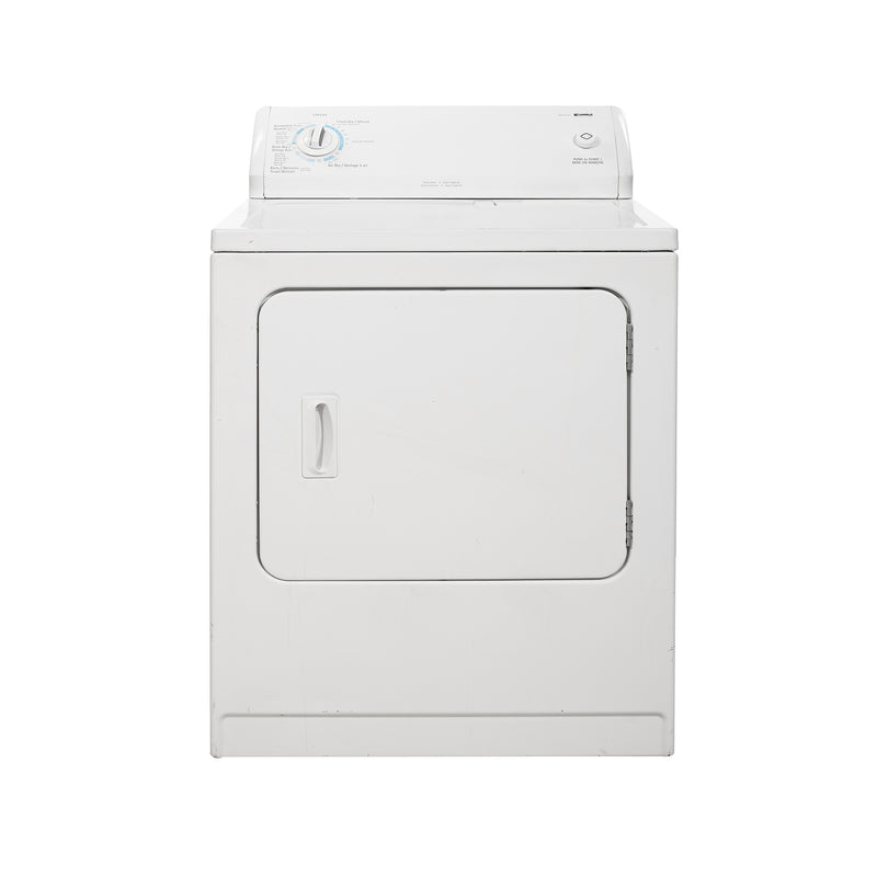 Kenmore 29' 400 Series Dryers 110.C67492600 White