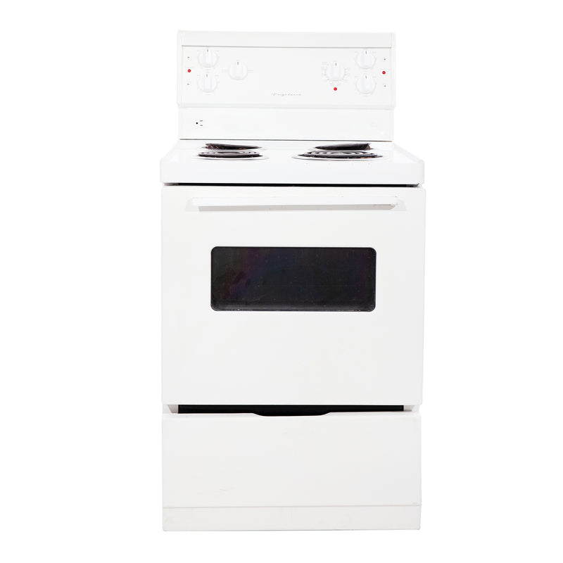 Frigidaire 24 Electric Stove CFEF210CS2 White