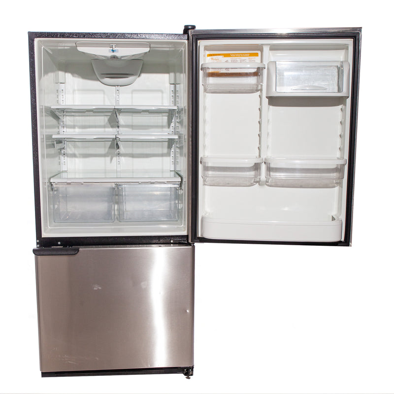 Whirlpool 30' Gold Refrigerators GB9SHKRLS01 Stainless steel (2)