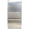 GE 31'' Bottom Mount Refrigerators PDE18LBRALSS Stainless Steel