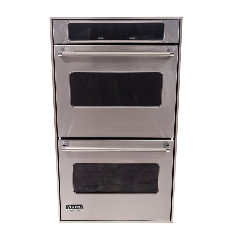 Viking 30' Wall Ovens Series: -PF030056 Stainless steel