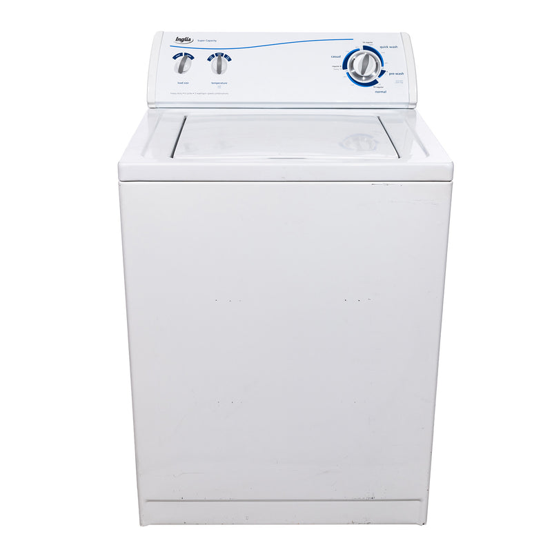 Inglis 27.5' Super Capacity Washers (Top Load) IP42003 White