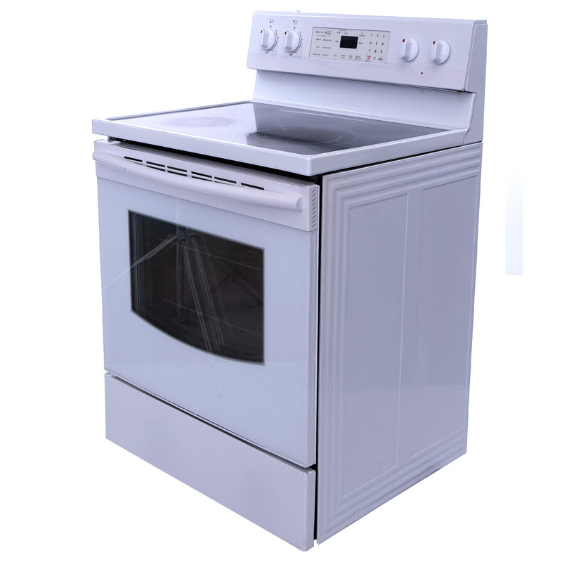 Samsung 30' Electric Stove FE-R400SW White (2)
