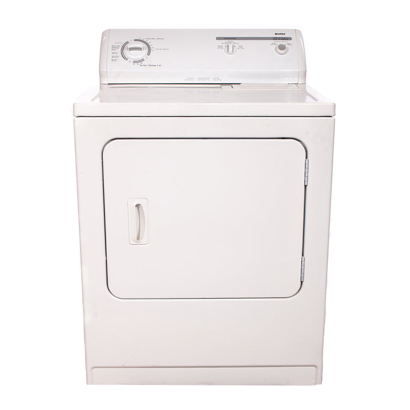 Kenmore 29' Dryers 110.C66692501 White