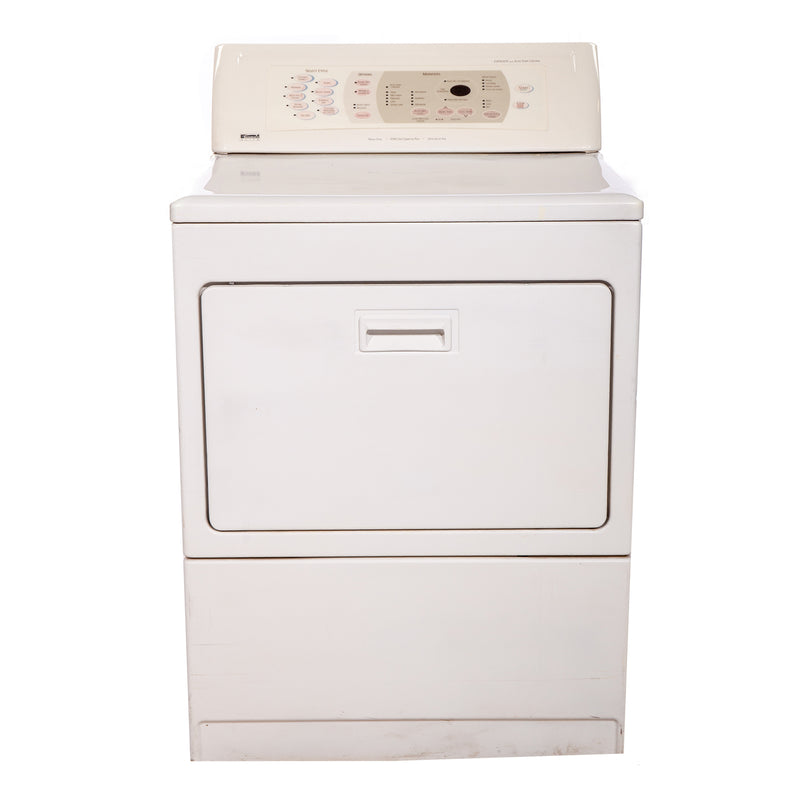 Kenmore 27' ELITE Dryers 110C62864100 White