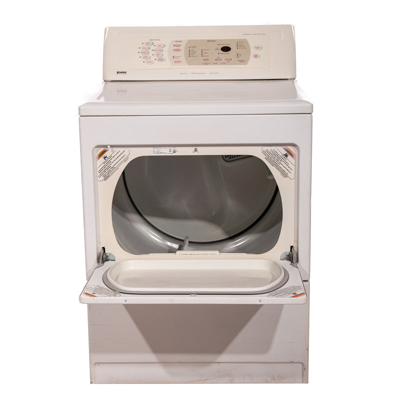 Kenmore 27' ELITE Dryers 110C62864100 White (2)
