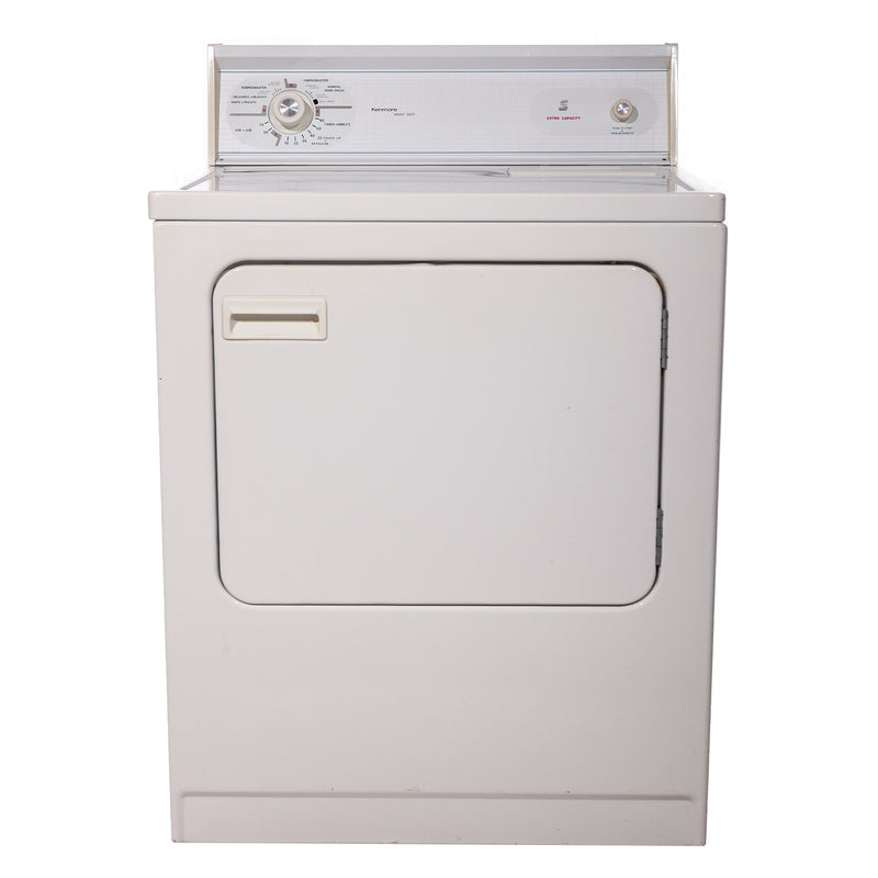 Kenmore 29' Heavy Duty Dryers C1108563290 White