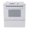 KitchenAid 31' Superba Induction Range YKESC307HW White