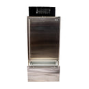 Sub-Zero 36' Dual 650 Refrigerators ND. Stainless steel (3)