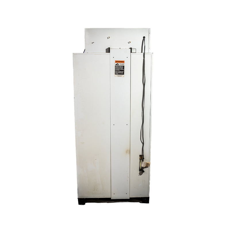 Sub-Zero 36' Dual 650 Refrigerators ND. Stainless steel (4)