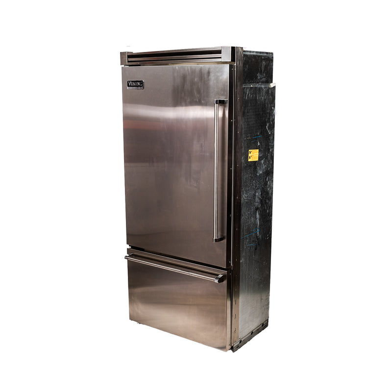 Viking 36' Viking Professional Refrigerators ND. Stainless steel (2)