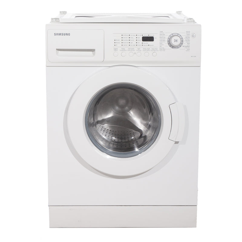 Samsung 24' Washers (Front Load) WF-J1254/XAC White