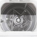 ElectroLux 27' Stacked Laundry Center MEX731CAS3 White (2)