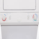 ElectroLux 27' Stacked Laundry Center MEX731CAS3 White (3)