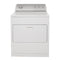 Whirlpool 27' Imperial Series Dryers YLEN2000LW0 White