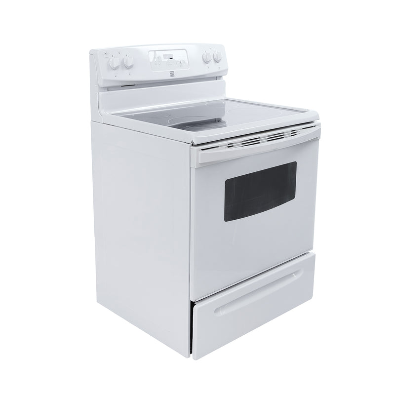 Kenmore 29.5' Electric Stove 970606122 White (1)