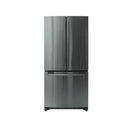 Samsung 32' TWIN COOLING Refrigerators RF217ABRS Stainless steel