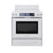 KitchenAid 30' Electric Stove YKEDS807SP01 White