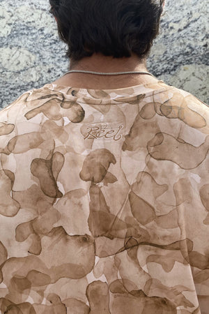 Sand Camo Performance Shirt