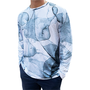 Open image in slideshow, Snow Camo Performance Shirt