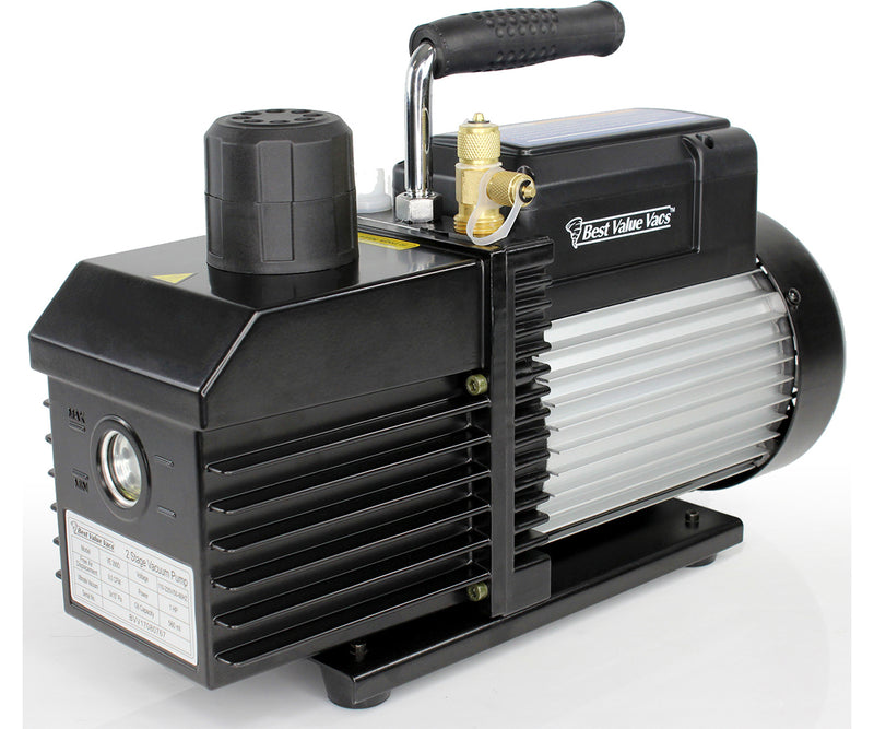 Best Value Vacs VE280 9 CFM Two Stage Vacuum Pump
