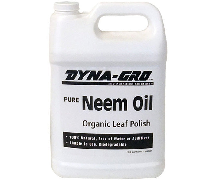 Dyna-Gro Pure Neem Oil, 1 gal