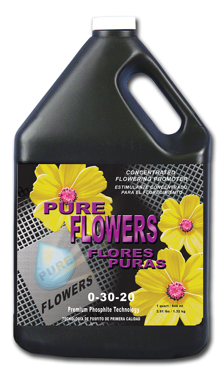 Pure Flowers 0-30-20, 1 qt